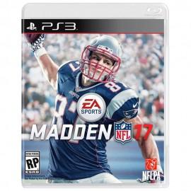 Madden NFL 17 PS3 - Envío Gratuito