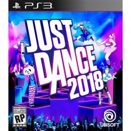 Just Dance 2018 PS3 - Envío Gratuito