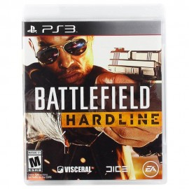 Battlefield Hardline PS3 - Envío Gratuito