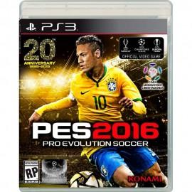 Pro Evolution Soccer 2016 PS3 - Envío Gratuito