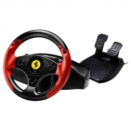 Ferrari Wheel Racing Red Legend PS3 - Envío Gratuito