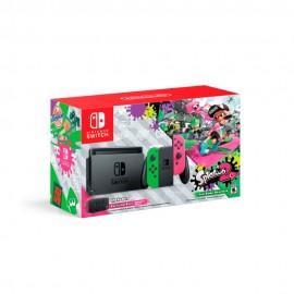 Consola Nintendo Switch + Videojuego Splatoon 2 - Envío Gratuito