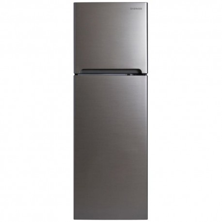 Daewoo Refrigerador 9 pies Smart Cooling DFR 25210GN Acero - Envío Gratuito