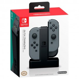 Joy-Con Charging Dock Nintendo Switch - Envío Gratuito