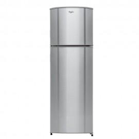 Whirlpool Refrigerador 9 Pies³ WT9013S Acero Inoxidable - Envío Gratuito