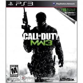 Call Of Duty Modern Warfare 3 PS3 - Envío Gratuito