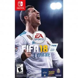 FIFA 18 Nintendo Switch - Envío Gratuito