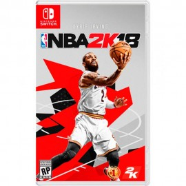 NBA 2K18 Nintendo Switch - Envío Gratuito