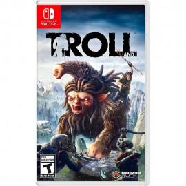 Troll & I Nintendo Switch - Envío Gratuito