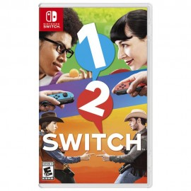 1/2 Switch Nintendo Switch - Envío Gratuito