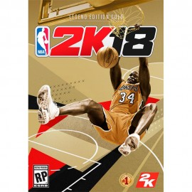 NBA 2K18 Legend Edition Gold Nintendo Switch - Envío Gratuito
