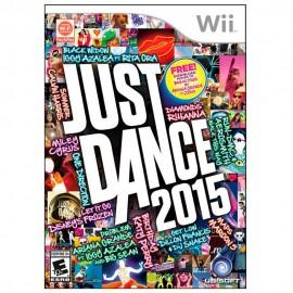 Just Dance 2015 Wii - Envío Gratuito