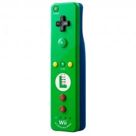 Control Wii Remote Luigi Wii U - Envío Gratuito