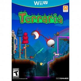 Terraria Wii U - Envío Gratuito
