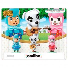 Figuras Amiibo Animal Crossing Series - Envío Gratuito