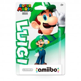 Figura Amiibo Luigi - Envío Gratuito