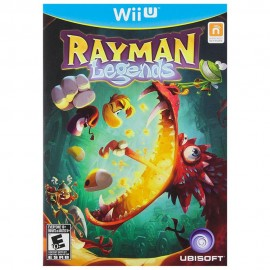Rayman Legends Wii U - Envío Gratuito