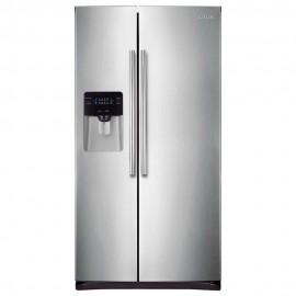 Samsung Refrigerador 25 pies RS25J5008SP EM Platinum Inox