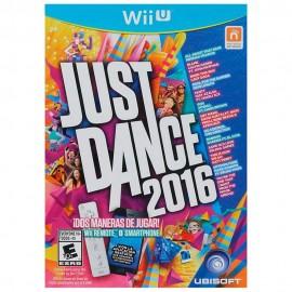 Just Dance 2016 Wii U - Envío Gratuito