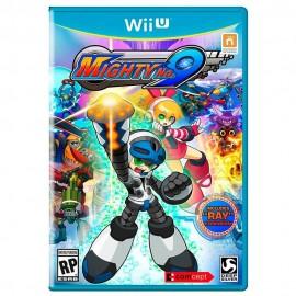 Mighty No 9 Wii U - Envío Gratuito