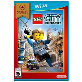 Lego City Undercover Wii U - Envío Gratuito