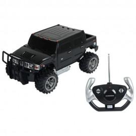 Auto Radio Control Hummer H2 Negro - Envío Gratuito