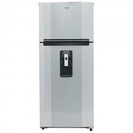 Whirlpool Refrigerador 16 Pies Plata