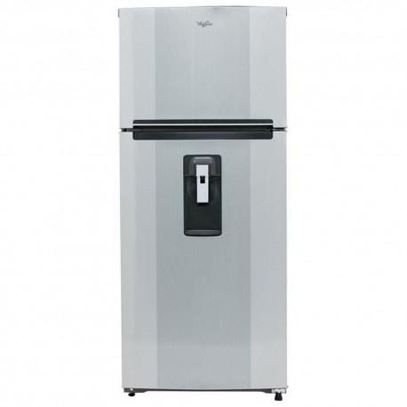 Whirlpool Refrigerador 16 Pies Plata - Envío Gratuito