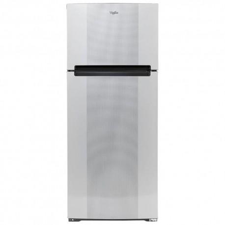 Whirlpool Refrigerador 18 Pies Multiflow WT1800N Gris - Envío Gratuito