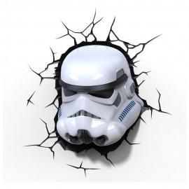 Lámpara de Pared Star Wars Storm Trooper