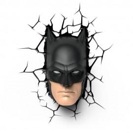 Máscara de Batman Lámpara de Pared