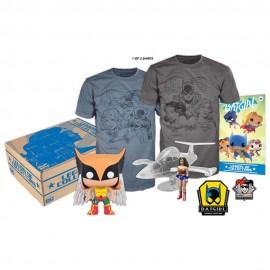 DC Kit TV Box Collector Grande - Envío Gratuito