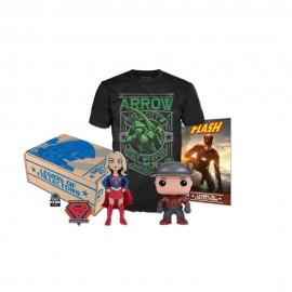DC Comics TV Pack Coleccionable Mediana - Envío Gratuito