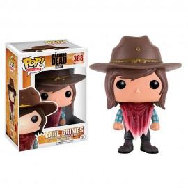 Figura Carl The Walking Dead Funko Pop - Envío Gratuito