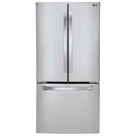 LG Refrigerador 25 Pies³ GM63BGS Plata