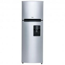 Whirlpool Refrigerador 14 pies Dual WT4020S Acero Inoxidable