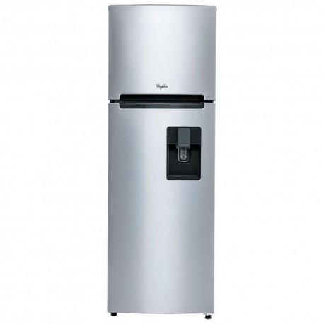 Whirlpool Refrigerador 14 pies Dual WT4020S Acero Inoxidable - Envío Gratuito
