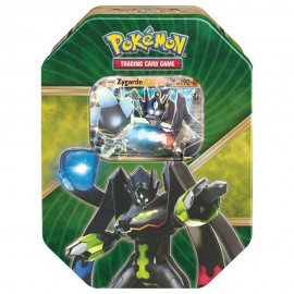 Pokemon Tin Shiny Kalos Zygarde Tin - Envío Gratuito