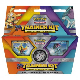 Pokemon S&M Trainer K Trainer Kit 8 - Envío Gratuito