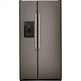 GE Refrigerador GSMT6AEFFES 26 Pies³ Slate