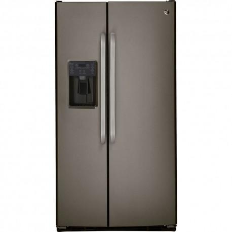 GE Refrigerador GSMT6AEFFES 26 Pies³ Slate - Envío Gratuito