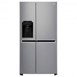 LG Refrigerador 22 Pies³ GS65SDP1 Plata
