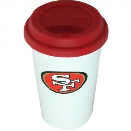 Ceramic Coffee Mug San Francisco 49Ers - Envío Gratuito