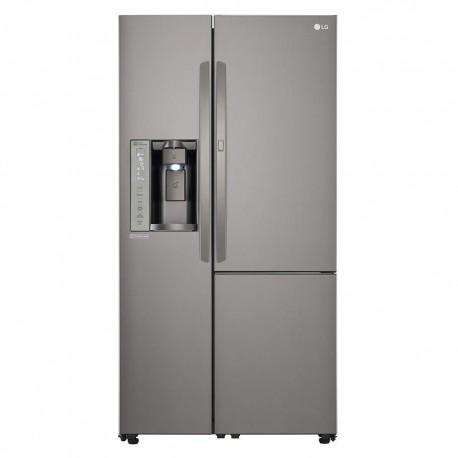 LG Refrigerador 26 Pies³ GS73SDD Plata - Envío Gratuito