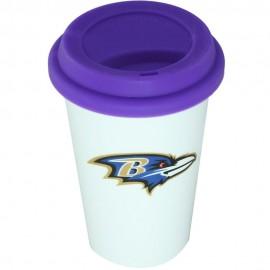 Ceramic Coffee Mug Baltimore Ravens - Envío Gratuito