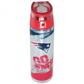 Infuser Bottle New England Patriots - Envío Gratuito