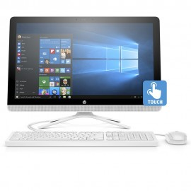 HP All-in-One 24-g202la 8GB RAM 1TB AMD A8-7410 - Envío Gratuito