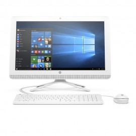 HP All-in-One 22-b201la AMD A6-7310 Bundle - Envío Gratuito