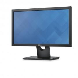 """Dell Monitor Flat Panel 20"""" E2016H - Negro"""