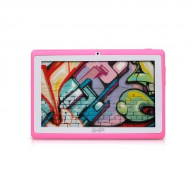 Ghia Tablet 7  Quad Core 8 GB  Rosa - Envío Gratuito